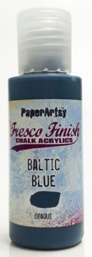Fresco Finish - Baltic Blue